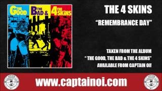 4 Skins -  Remembrance Day