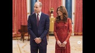 凱特王妃大紅袍上線,正式接管梅根業務,威廉王子展現國王氣場|宮廷秘史|