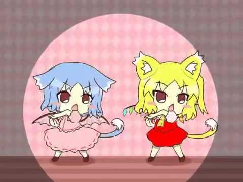 【Touhou】Neko Remilia & Me + SDM \・ω・\)SAN値!(/・ω・)/ピンチ!【東方】 (видео)
