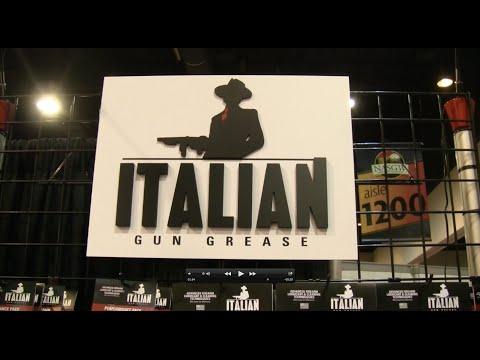 Italian Gun Grease Offers The Right Formula