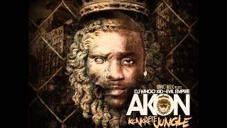 Akon - Konkrete Jungle (Intro) (Konkrete Jungle)