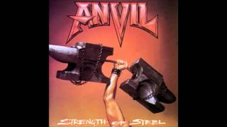 Anvil - Strength Of Steel (Full Album)