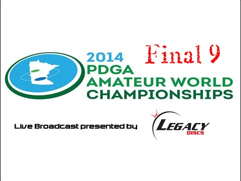 Amateur & Junior Disc Golf World Championships – Finals at Como Park