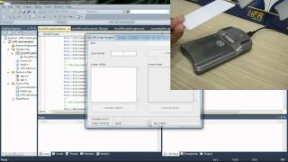 RFID NFC and MIFARE® programming - Visual C++ (Windows) source code example