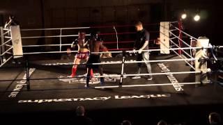 Supremacy Amateur League III - Sebastian Gonzalez vs Aziz Abdullah