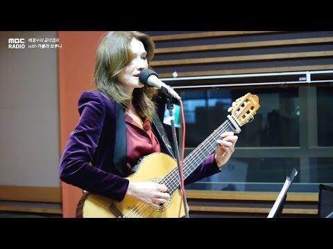 [배철수의 음악캠프] Carla Bruni - Quelqu'un m'a dit, 카를라 부르니 - Quelqu'un m'a dit, 배철수의 음악캠프, 20181102