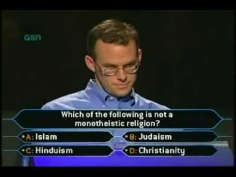 First 1 Million dollar winner on $$ Who wants to be a millionaire $$ John Carpenter $$