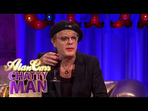 Eddie Izzard - Full Interview on Alan Carr: Chatty Man
