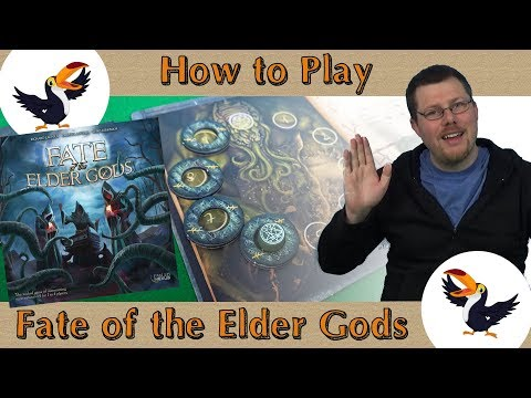 Fate of the Elder Gods How to Play