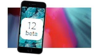 IOS 12 Бета | Обзор на IPhone | Как установить IOS 12 Без ПК