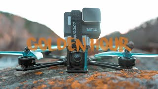 Golden hour!! The perfect sunset- cinematic fpv