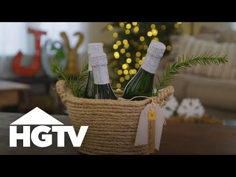 DIY Holiday Host Gifts - HGTV