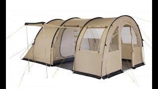 Туристическая палатка VARIO 4 + завтрак в лесу