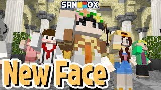 PSY   「New Face」 MV Minecraft Parody