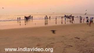 Nattika beach, Thrissur