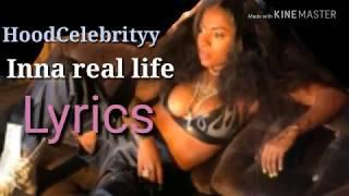 Gambar cover Hoodcelebrityy inna real life lyrics