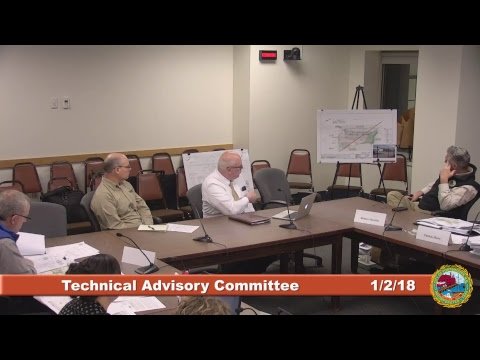 Technical Advisory Committee 1.2.2018