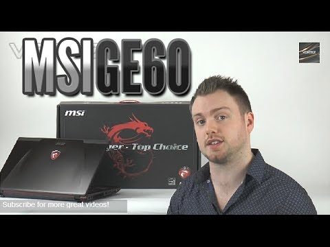 MSI GE60 2PE Apache Pro Review [HD]