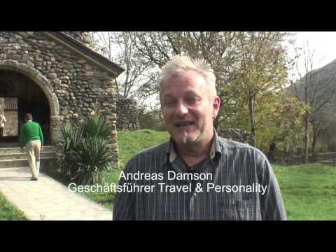 Film von Heiko Heltorff für Travel and Personality