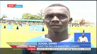 Barding School wins the soccer title in the East African school games