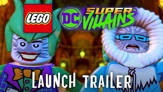 Clip of LEGO DC Super-Villains