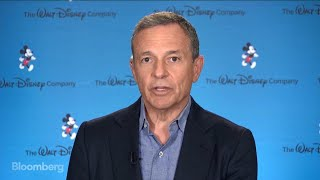 Bob Iger Discusses Disney's New Streaming Services