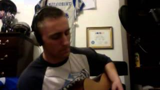 Eric Church - Where She Told Me To Go (Cover by Shane Thibodaux)