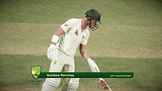 Don Bradman Cricket 17 India Vs Australia  2017 Highlights