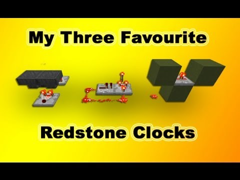 Minecraft Zero Lag Hopper Timer - Redstone Tutorial - Greenbay347