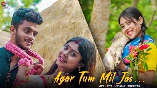 Agar Tum Mil Jao || Cute Romantic Love Story 2020|| Amrita || Emraan Hashmi || Zeher || Ft.Raj & liz