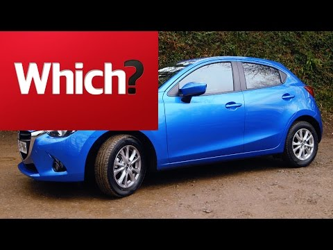 New Mazda 2  - Which? Car first drive