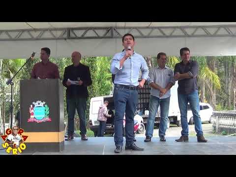 Prefeitura de São Lourenço da Serra recebe um Trator Agrícola das Mãos do Deputado Federal Paulinho da Força