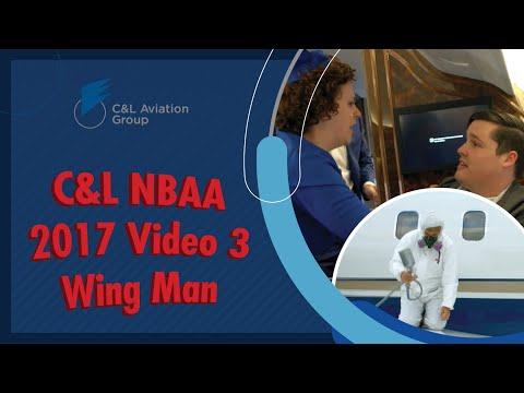 C&L NBAA Video 3 - Wing Man