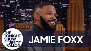 Jamie Foxx Has Footage of Whitney Houston Singing Karaoke (Extended Interview)