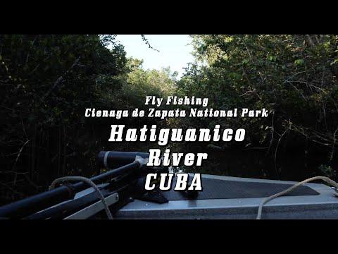 Tarpon Fly Fishing - Cuba