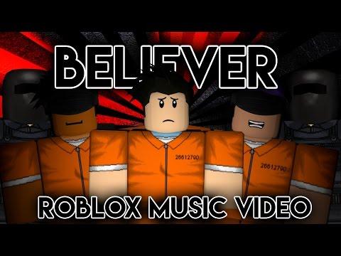 Believer|Roblox Music video|Imagine Dragons|PrisonBreak