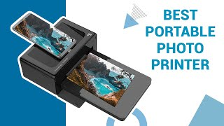 Top 5 Best Portable Photo Printers in 2020