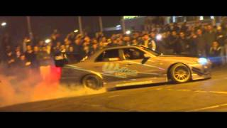 Late-night Drift Meet - The Real Fast & Furious - Video Edit