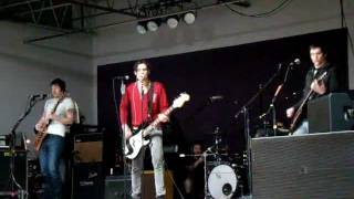"All American Rejects soundcheck ""Gonzo"" in Wichita + setlist"