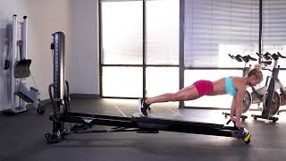 Plank (with Press Bar)
