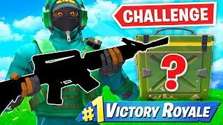 Fresh Does *RANDOM* AMMO Box Challenge!
