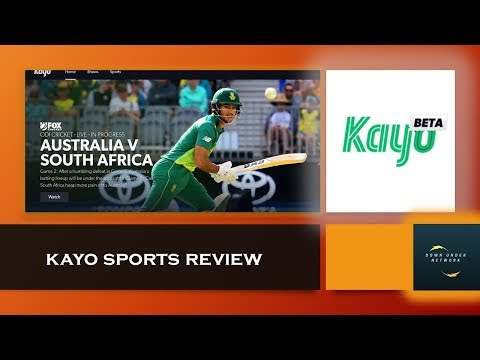 kayo sports review