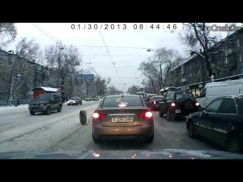 Подборка аварий. ДТП (Январь 2013) / видео