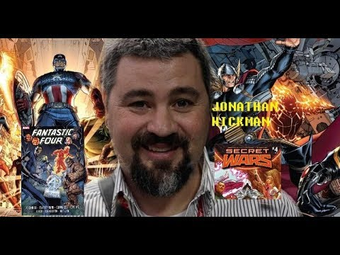 Vidéo de Jonathan Hickman