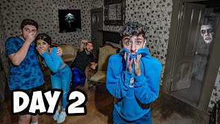 Last to Leave Haunted Hotel Wins $10,000 - Scary Challenge