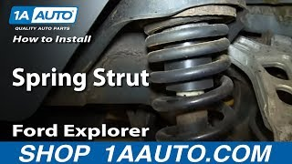 Safely Replace Your Rear Struts