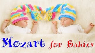 Mozart for Babies: Mozart Violin Lullaby, Baby Music to Put Babies to Seep