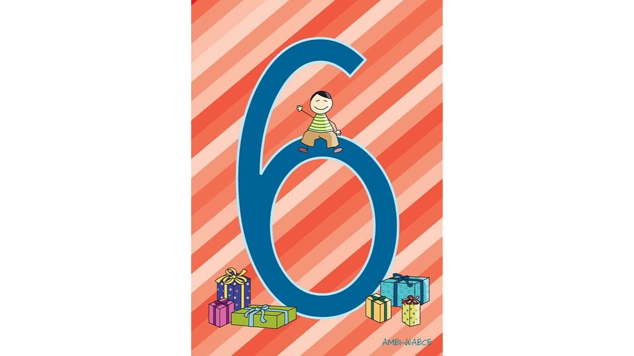 Los Números del 0 a 9 para niños (y enlace de descarga)
