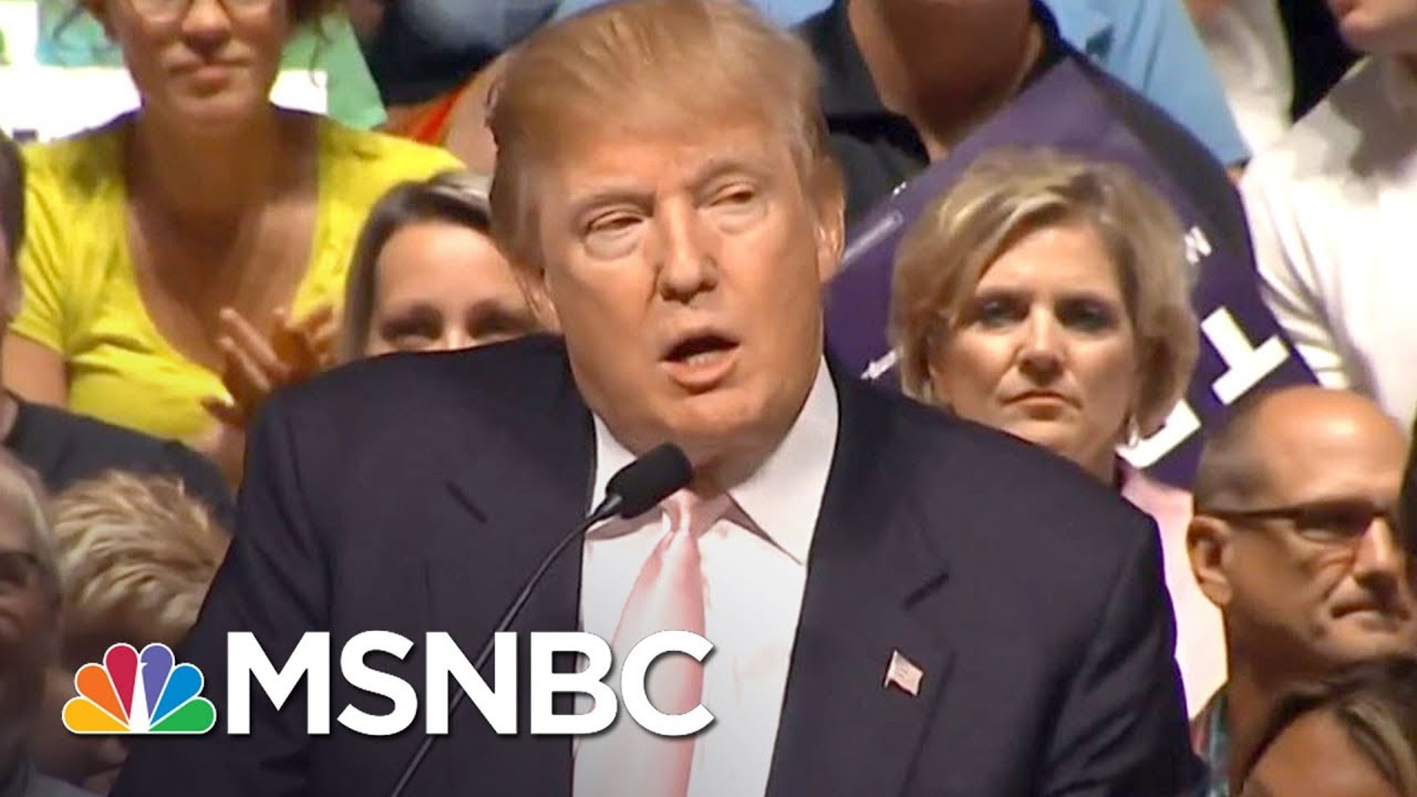 Russia Investigation Hangs Over Donald Trump Going Into 2018 | The 11th Hour | MSNBC thumbnail