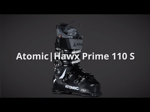 Video: 2019 Atomic Hawx Prime 110 S Men